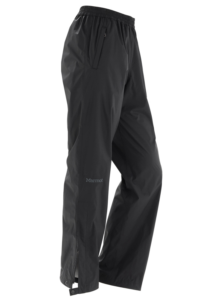 Marmot Dames PreCip Broek-Long (Black)