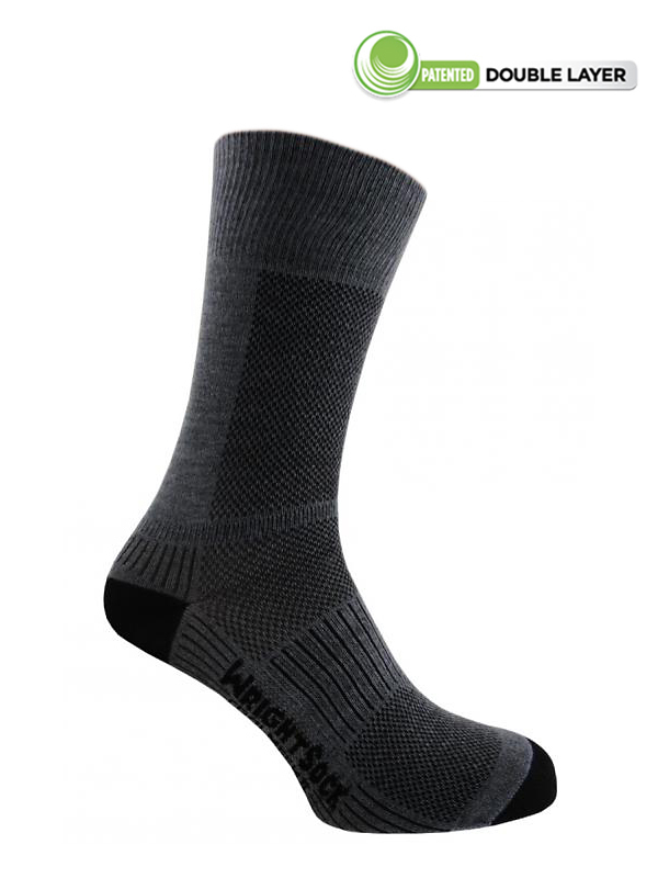 Wrightsock Coolmesh-II Crew (Grey)