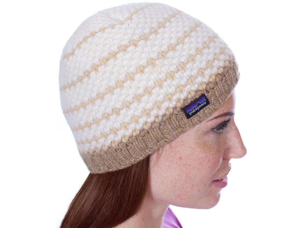 fa5aa79b Patagonia Beatrice Beanie (Birch White) Hat