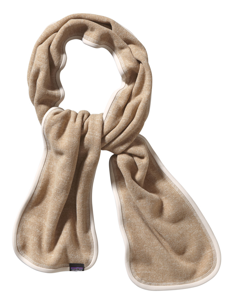 Patagonia Better Sweater Scarf (Birch White)