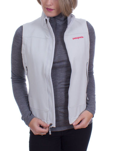 Patagonia Wm's Adze Vest (Tailored Grey)