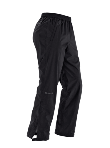 Marmot Men's PreCip Pants-Short (Black)