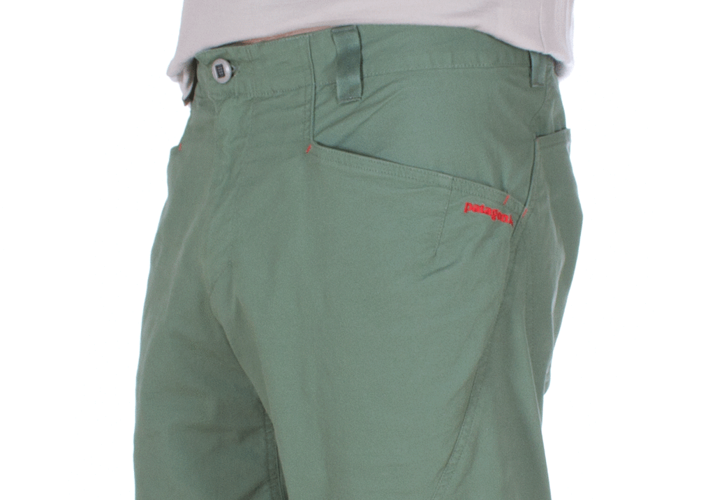 Patagonia Men s Venga Rock Knickers (Camp Green) Hike Capri 7429bbae9