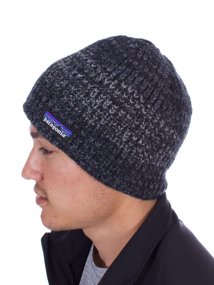 42d6d138595d2 Patagonia Speedway Twist Beanie (Black) Hat