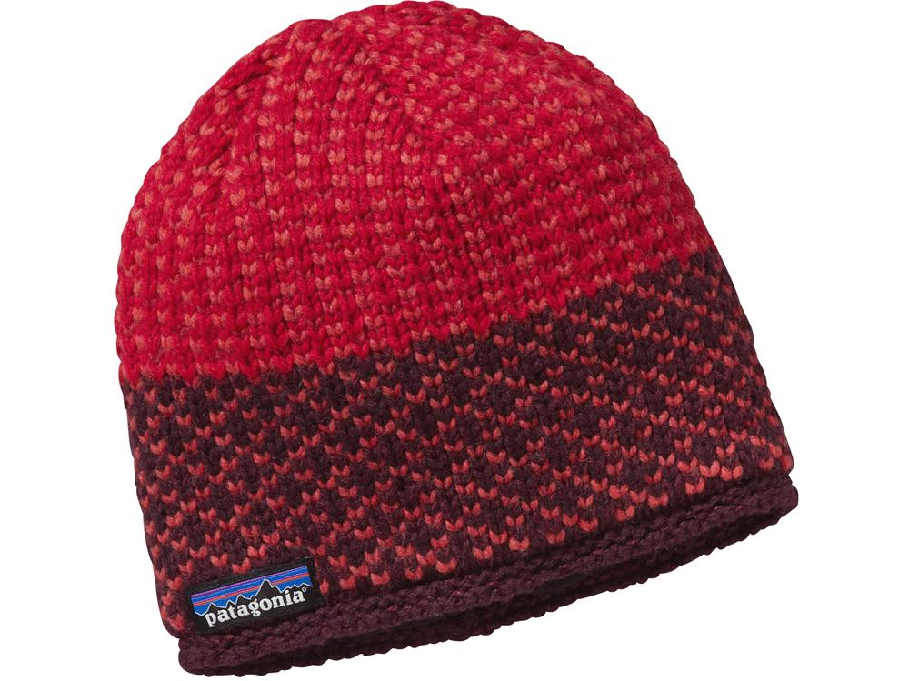 6c51d25ec0 Patagonia Beatrice Beanie (Classic Red) Hat