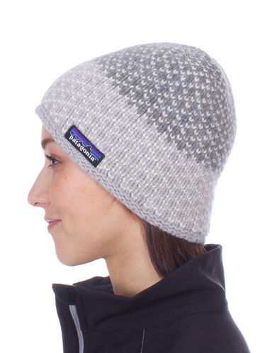 Patagonia Beatrice Beanie (Feather Grey)