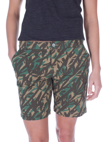 Patagonia Stretch All Wear Short (Bamboo: Camp Green)