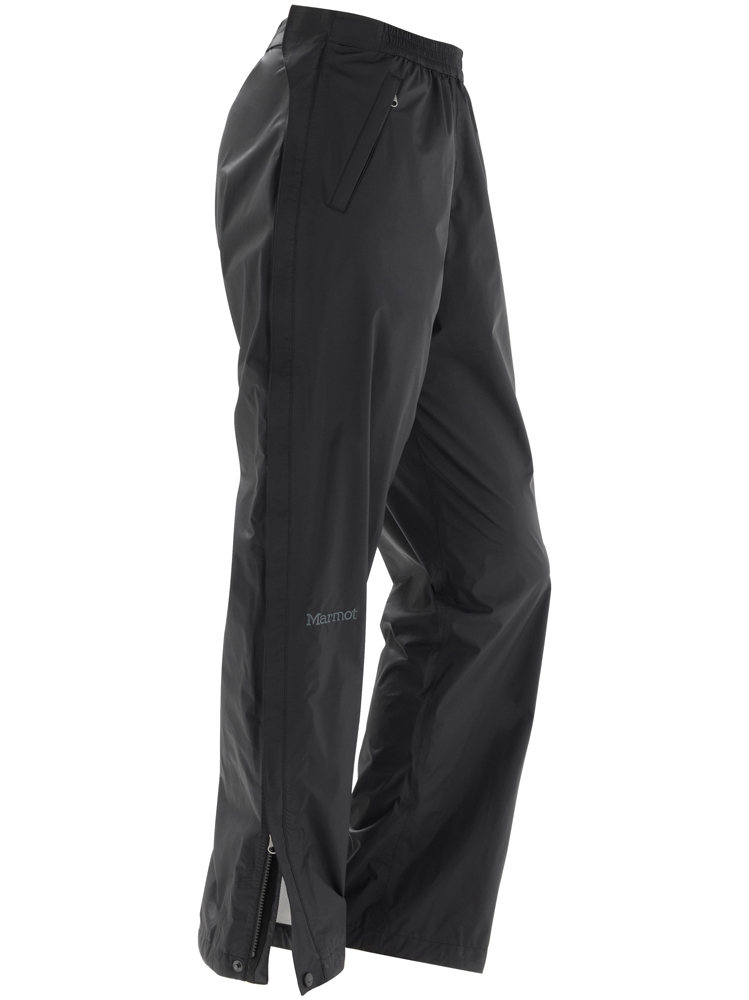 Marmot Wm's PreCip Full Zip - Long (Black)