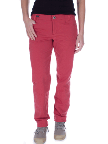 Patagonia Wm's Venga Rock Pants (Sumac Red)