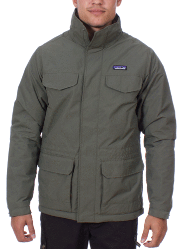 Patagonia Heren Isthmus Parka (Industrial Green)