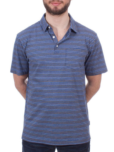Patagonia Squeaky Clean Polo (Sets Small: Superior Blue)