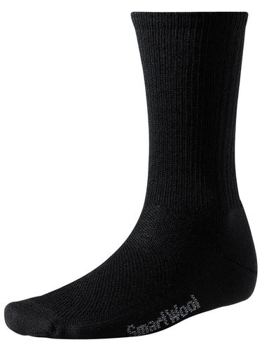 SmartWool Hiking Ultra Light Crew (Black)