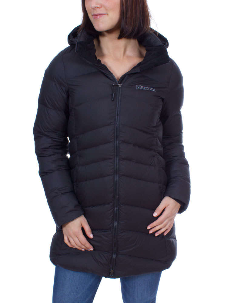 99a40b620 Marmot Wm's Montreal Coat (Black) 700 Fill Down Wintercoat