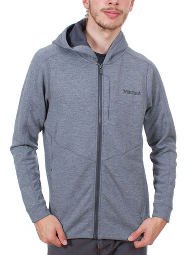 Marmot Hayes Hoody (Slate Grey Heather)