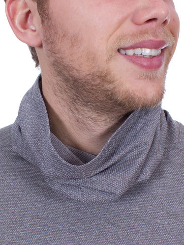 ExOfficio BugsAway Impervio Neck Gaiter (Dark Pebble)