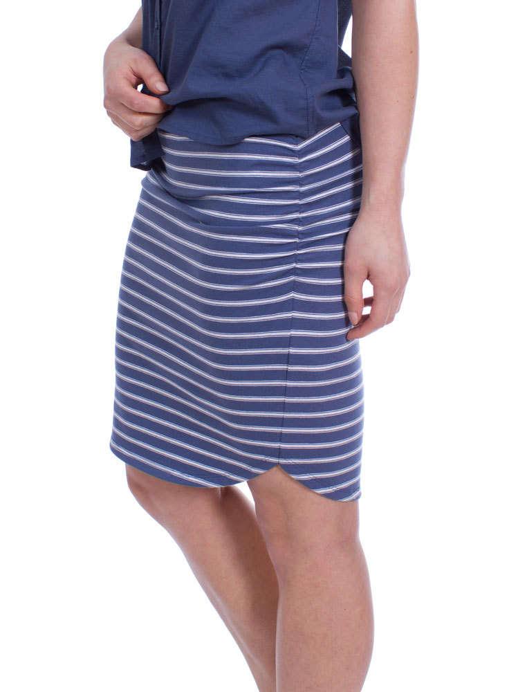 e0fe9fc3a Patagonia W's Ribbon Falls Skirt (Sentinel Stripe Small: Dolomite Blue)