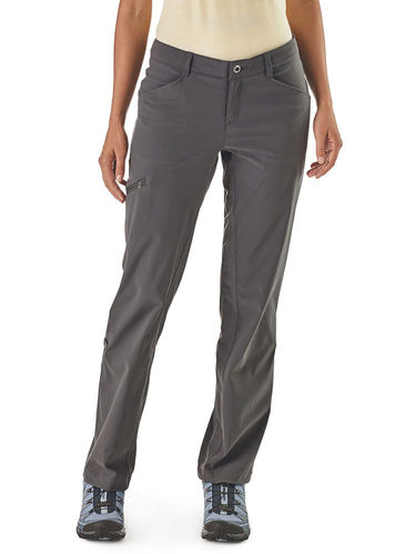 Patagonia Dames Quandary Pants (Forge Grey)