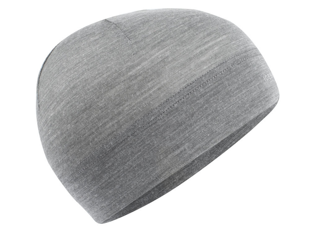 Icebreaker Flexi Beanie (Metal Heather) Merino Hat 8ebf2c291a6