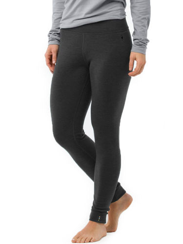 SmartWool Dames Merino NTS Mid250 Bottom (Charcoal Heather)