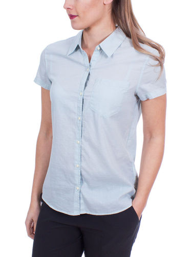 Patagonia Dames LW A/C Top (Atoll Blue)