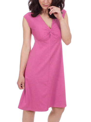Patagonia Seabrook Bandha Dress (Reef Pink)
