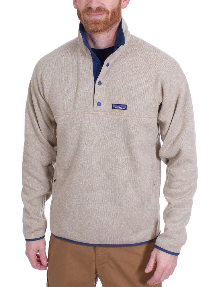 sz Medium PATAGONIA Men/'s Lightweight Better Sweater Marsupial Fleece Pullover