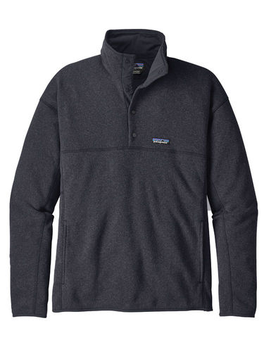 Patagonia Heren LW Better Sweater Marsupial P/O (Forge Grey)