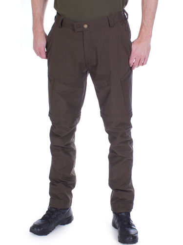 Pinewood Tiveden TC-Stretch Zip-Off Trousers (Dark Olive)