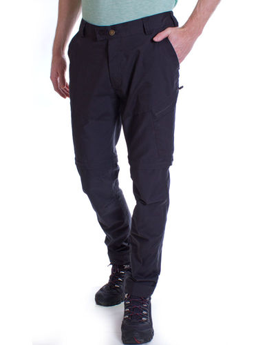 Pinewood Tiveden TC-Stretch Zip-Off Trousers (Dark Anthracite)