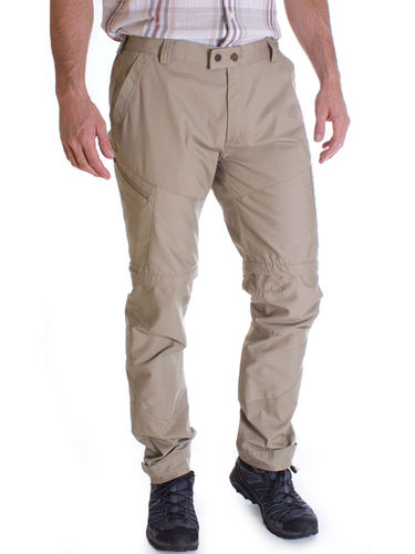 Pinewood Tiveden TC-Stretch Zip-Off Trousers (Light Khaki)