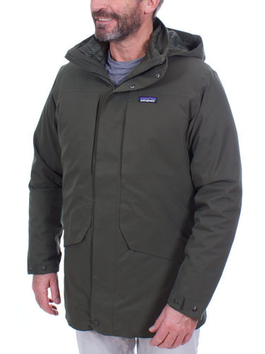 Patagonia Heren Tres 3-in-1 Parka (Kelp Forest)