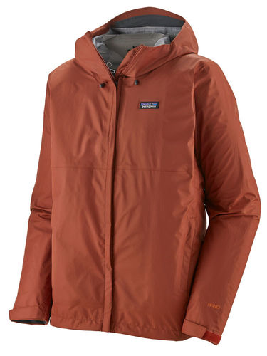 Patagonia Heren Torrentshell 3L Jacket (Roots Red)