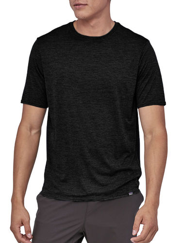 Patagonia Heren Cap Cool Daily Shirt (Black)