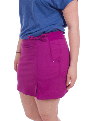 Royal Robbins Jammer Skort (Boysenberry)