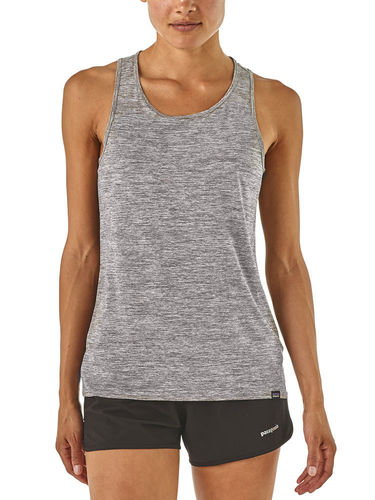 Patagonia Dames Cap Cool Daily Tank (Feather Grey)