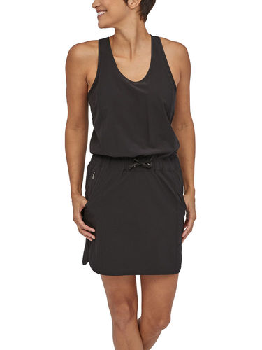 Patagonia Dames Fleetwith Dress (Black)