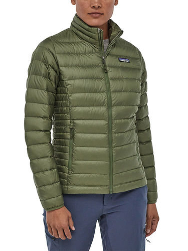 Patagonia Dames Down Sweater (Camp Green)